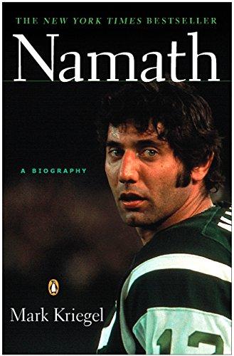 9780143035350: Namath: A Biography