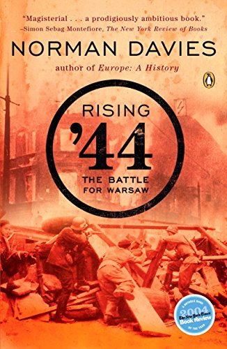 9780143035404: Rising '44: The Battle for Warsaw