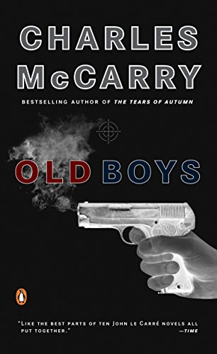 Old Boys: A Thriller (A Paul Christopher Novel)