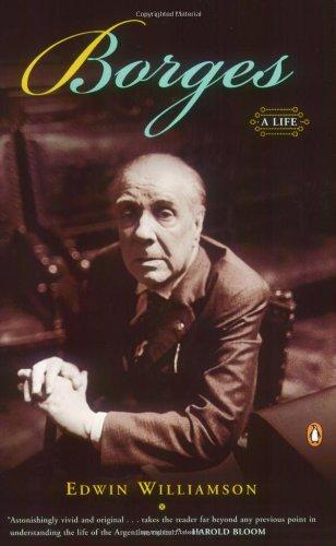 9780143035565: Borges: A Life