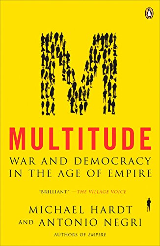 9780143035596: Multitude: War and Democracy in the Age of Empire
