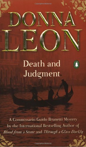 9780143035824: Death and Judgment (Commissario Guido Brunetti Mysteries)