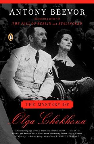 9780143035961: The Mystery of Olga Chekhova