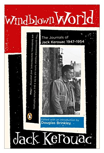 9780143036067: Windblown World: The Journals of Jack Kerouac, 1947-1954