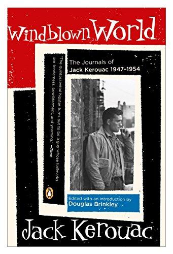9780143036067: Windblown World: The Journals of Jack Kerouac 1947-1954