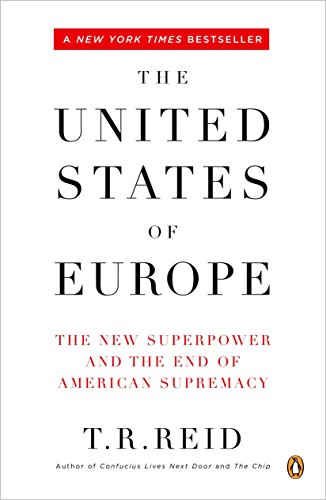 9780143036081: The United States Of Europe: The New Superpower and the End of American Supremacy