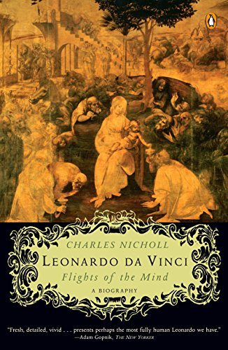 9780143036128: Leonardo da Vinci: Flights of the Mind