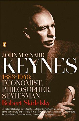 9780143036159: John Maynard Keynes: 1883-1946: Economist, Philosopher, Statesman