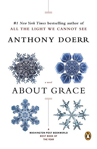 About Grace 9780143036166 Anthony Doerr is the author of the New York Times #1 Bestseller All the Light We Cannot See, named one of the best books of 2014 by the Washington Post, NPR's Fresh Air, and The New York Times Book Review, among others. The Los Angeles Times called his stories in The Shell Collector  as close to faultless as any writer—young or vastly experienced—could wish for.  About Grace, his first novel, has been hailed as one of the most compelling and entrancing novels of recent times. David Winkler begins life in Anchorage, Alaska, a quiet boy drawn to the volatility of weather and obsessed with snow. Sometimes he sees things before they happen—a man carrying a hatbox will be hit by a bus; Winkler will fall in love with a woman in a supermarket. When David dreams that his infant daughter will drown in a flood as he tries to save her, he comes undone. He travels thousands of miles, fleeing family, home, and the future itself, to deny the dream. On a Caribbean island, destitute, alone, and unsure if his child has survived or his wife can forgive him, David is sheltered by a couple with a daughter of their own. Ultimately it is she who will pull him back into the world, to search for the people he left behind. Doerr's characters are full of grief and longing, but also replete with grace. His compassion for human frailty is extraordinarily moving. In luminous prose, he writes about the power and beauty of nature and about the tiny miracles that transform our lives. About Grace is heartbreaking, radiant, and astonishingly accomplished.