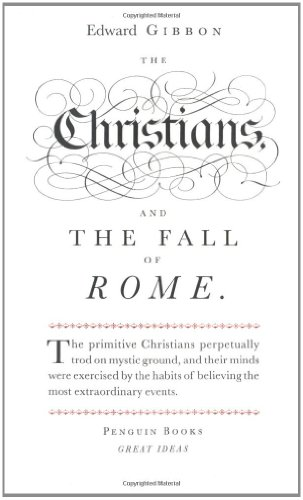 9780143036241: The Christians and the Fall of Rome (Penguin Great Ideas)