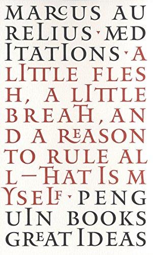 9780143036272: Meditations (Penguin Great Ideas)