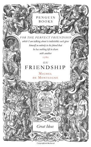 9780143036296: On Friendship (Great Ideas)