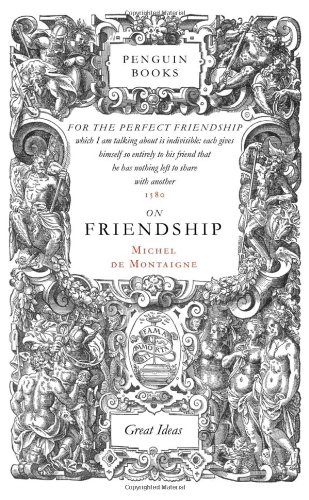 9780143036296: On Friendship (Penguin Classics Deluxe Edition)