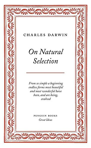 9780143036302: On Natural Selection (Penguin Great Ideas)