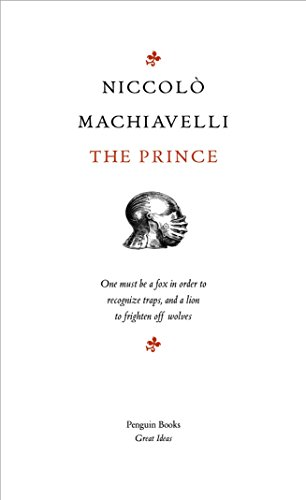 9780143036333: The Prince (Penguin Great Ideas)