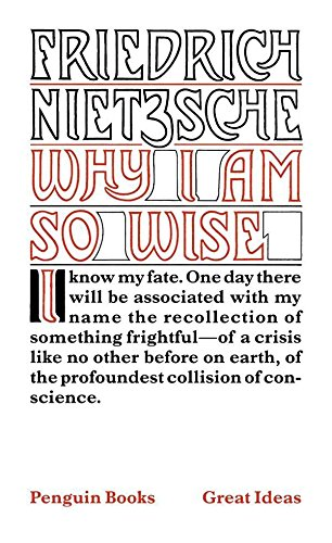 9780143036340: Why I Am So Wise (Great Ideas)