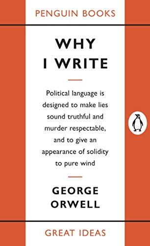 9780143036357: Why I Write (Penguin Great Ideas)