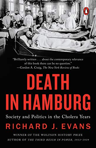 9780143036364: Death in Hamburg: Society and Politics in the Cholera Years, 1830-1910