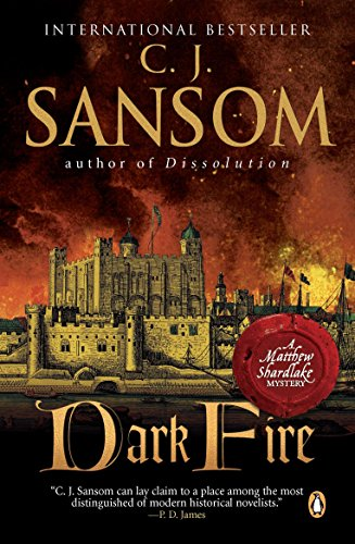 9780143036432: DARK FIRE: A Matthew Shardlake Tudor Mystery: 2