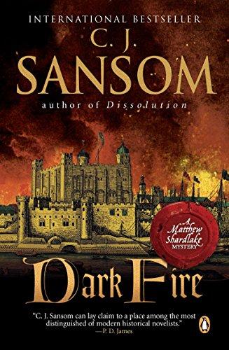9780143036432: Dark Fire: A Matthew Shardlake Tudor Mystery