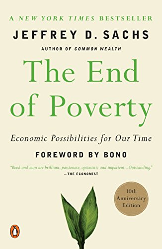 9780143036586: THE End of Poverty: Economics Possibilities for Our Time