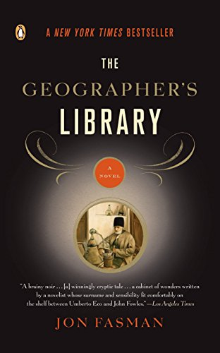 9780143036623: The Geographer's Library