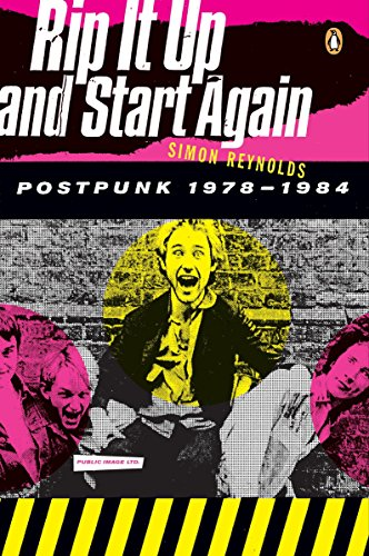 9780143036722: Rip It Up and Start Again: Postpunk 1978-1984