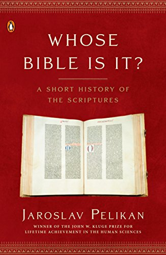 9780143036777: Whose Bible Is It?: A Short History of the Scriptures