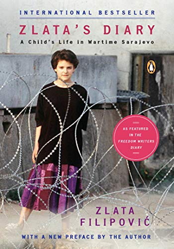 9780143036876: Zlata's Diary: A Child's Life in Wartime Sarajevo: Revised Edition