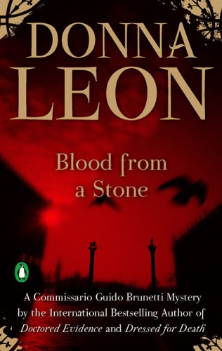 9780143036982: Blood from a Stone (Commissario Guido Brunetti Mysteries)