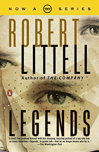 9780143037033: Legends: A Novel of Dissimulation