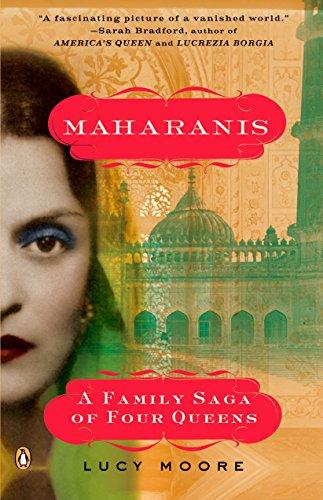 9780143037040: Maharanis: A Family Saga of Four Queens