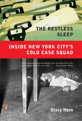 9780143037293: The Restless Sleep: Inside New York City's Cold Case Squad