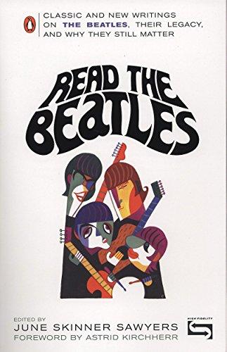 Read the Beatles Format: Paperback: Sawyers, June Skinner