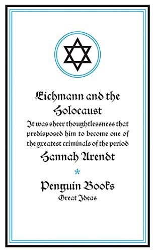 9780143037606: Eichmann And the Holocaust