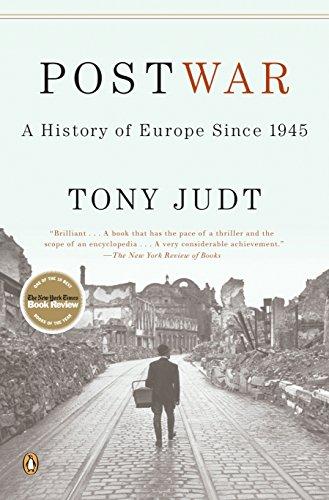 9780143037750: Postwar: A History of Europe Since 1945