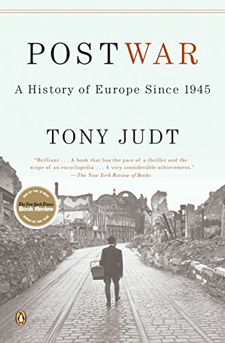 Postwar: A History of Europe Since 1945: Judt, Tony