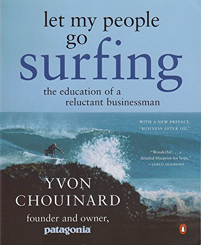 9780143037835: Let My People Go Surfing: The Education of a Reluctant Businessman