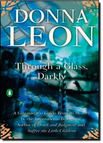 9780143038061: Through a Glass, Darkly (Commissario Guido Brunetti Mysteries)