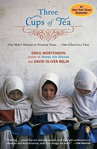 9780143038252: Three Cups of Tea: One Man's Mission to Promote Peace . . . One School at a Time