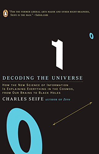 9780143038399: Decoding the Universe: How the New Science of Information Is Explaining Everything in the Cosmos, from Our Brains to Black Holes