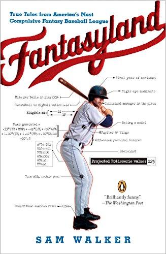 9780143038436: Fantasyland: A Sportswriter's Obsessive Bid to Win the World's Most Ruthless Fantasy Baseball