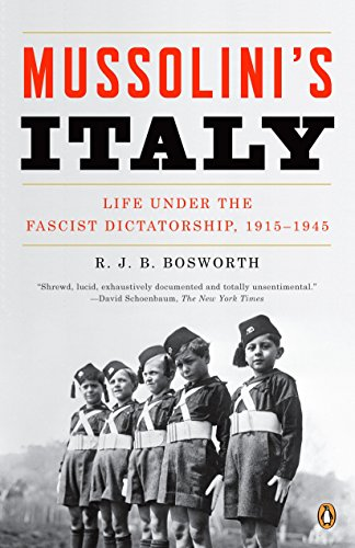 9780143038566: Mussolini's Italy: Life Under the Fascist Dictatorship, 1915-1945