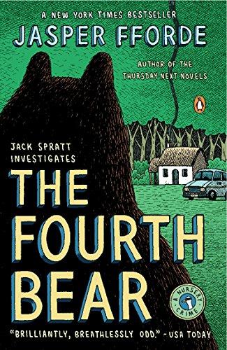 9780143038924: The Fourth Bear: A Nursery Crime (Jack Spratt Investigates)