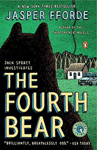 9780143038924: The Fourth Bear: A Nursery Crime (Jack Spratt Investigates)
