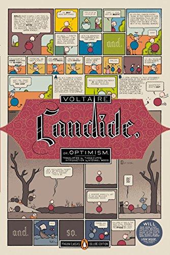 9780143039426: Candide,: Or Optimism (Penguin Classics Delux)