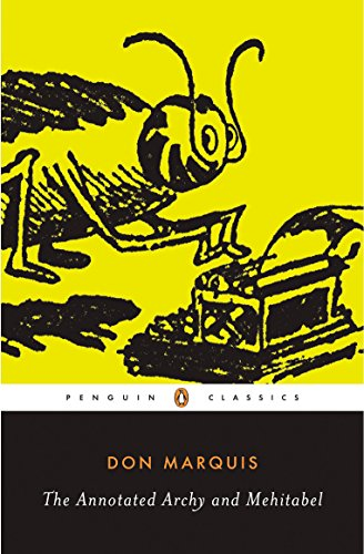 9780143039754: The Annotated Archy and Mehitabel (Penguin Classics)