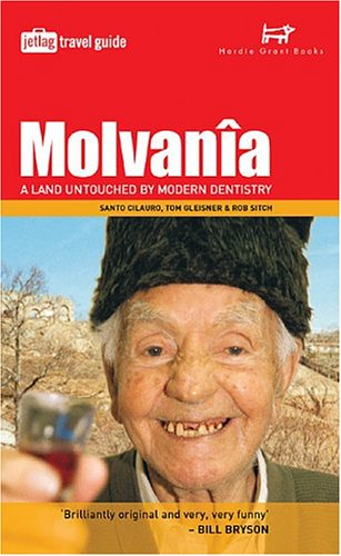 Jetlag Travel Guide To Molvania: Cilauro, Santo;Gleisner, Tom;Sitch,