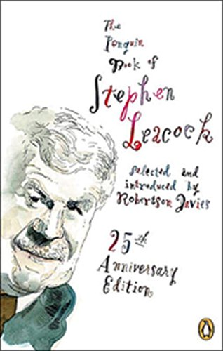 9780143051343: The Penguin Book of Stephen Leacock 25th Anniversary Edition