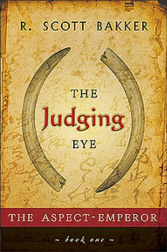 9780143051602: The Judging Eye (The Aspect-Emperor)